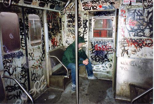 Star Ferry Musings Sfm 84 Usa New York Subway Art